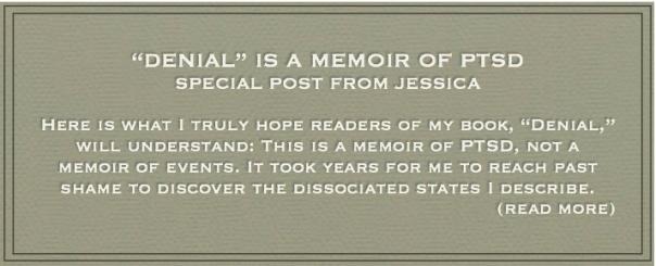 "Jessica on ""Denial"""