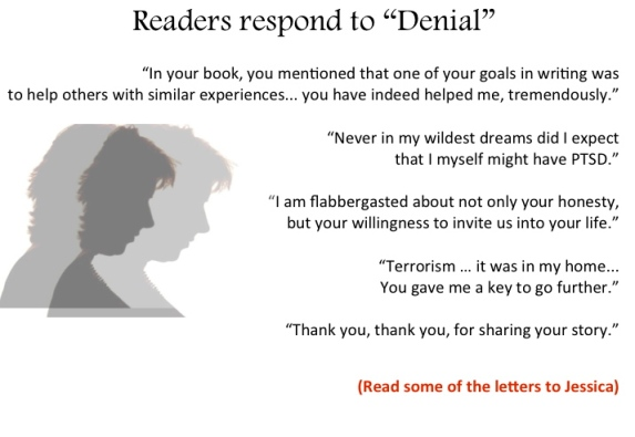 "Readers respond to ""Denial"""